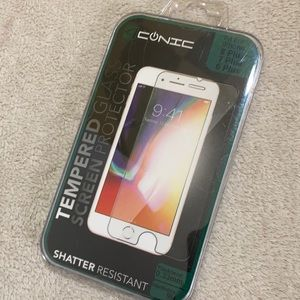 iPhone 6 7&8 Plus Tempered Glass Screen Protector